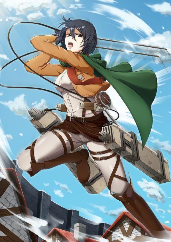 La web de videojuegos «Polygon» dice que Shingeki no Kyojin tiene un «subtexto fascista»