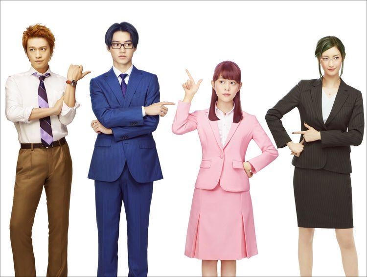 Revelado fecha de estreno, nuevos actores y nueva imagen promocional para el Live Action de Wotakoi