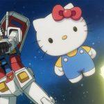 Nuevo PV de Gundam vs Hello Kitty: El crossover definitivo