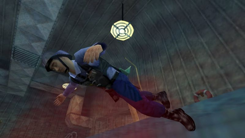Se puede encontrar un Easter Egg en Half-Life: Decay si golpeas 600 veces a un cadáver.
