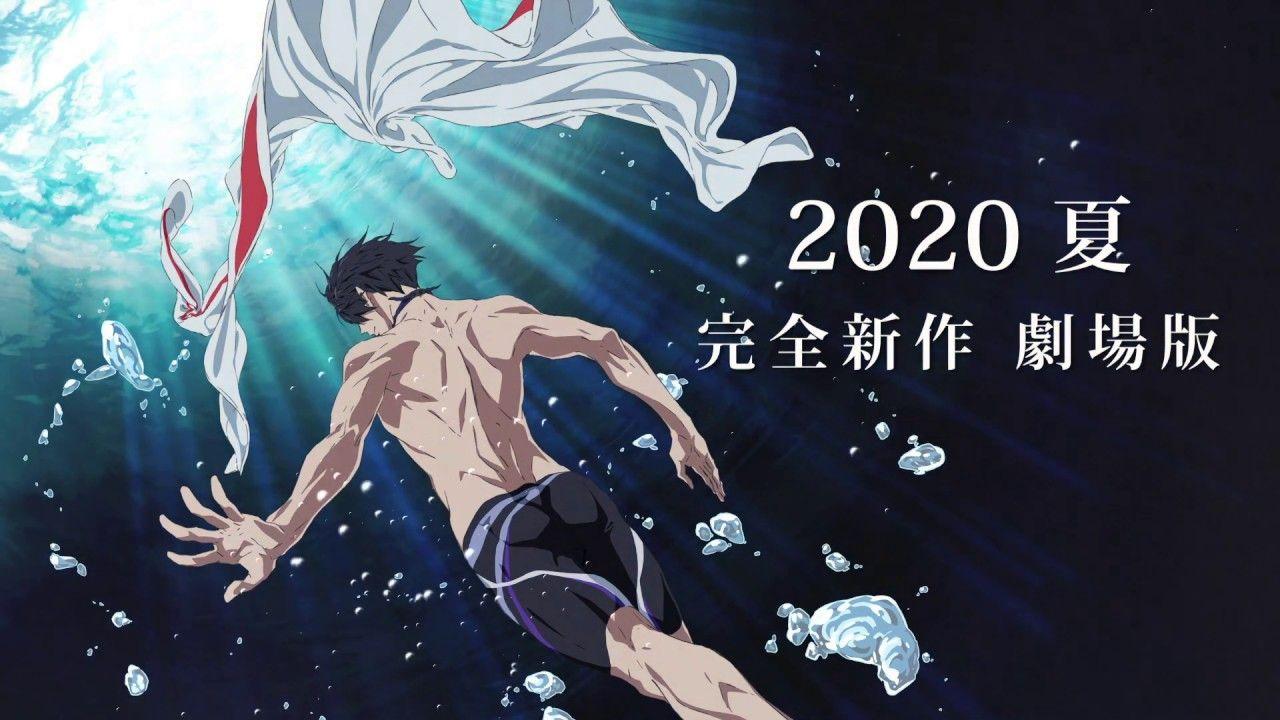 Kyoto Animation cancela la producción de la nueva pelicula de Free! 2020
