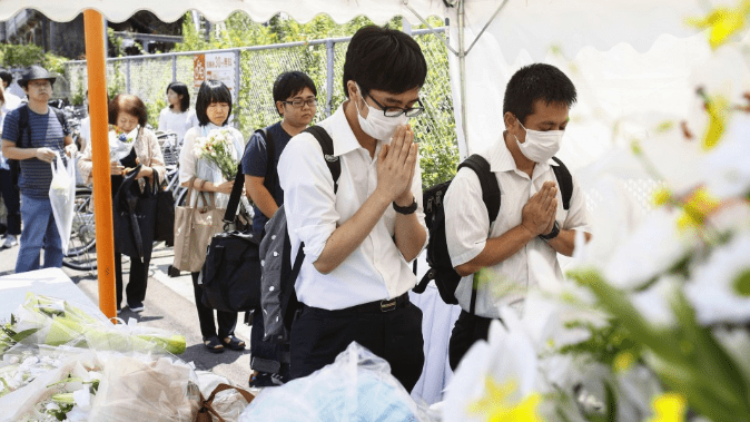 Las 34 victimas del incendio en KyoAni han sido identificadas.