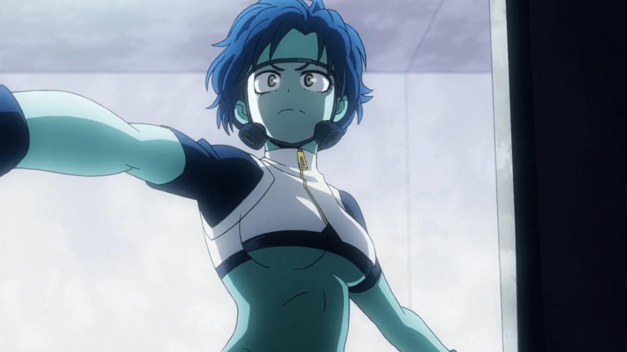 Una heroína creada por un fan aparecerá en la cuarta temporada de Boku no Hero Academia