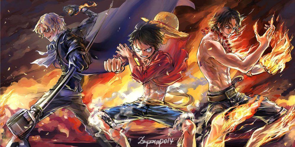 Arrestan a un hombre por subir el manga de One Piece a un sitio pirata
