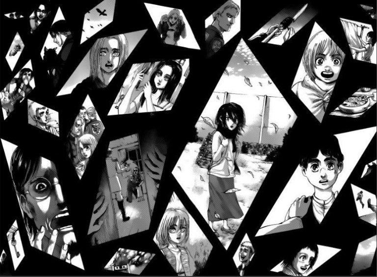 Análisis: el capítulo 120 del manga de Shingeki no Kyojin deja sorprendidos a sus fans