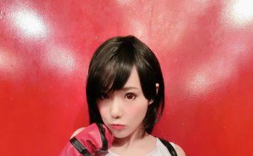 kaho-shibuya-cosplay-tifa-lockhart