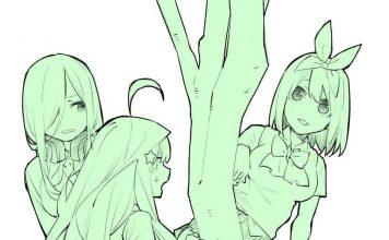 la-nueva-ilustracion-de-go-toubun-no-hanayome-recrea-una-escena-real-con-guepardos