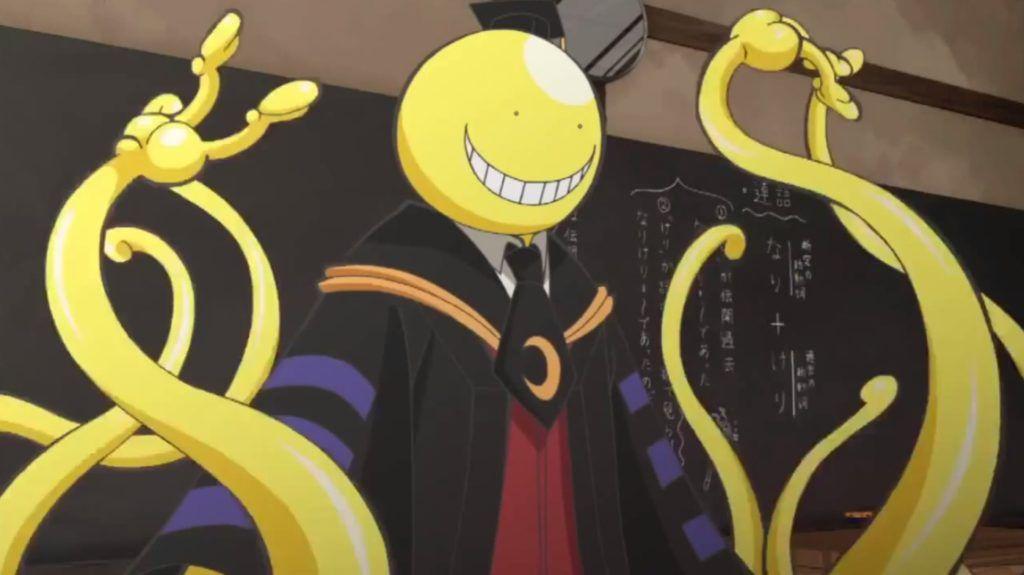 Los 10 profesores de anime más inapropiados para los japoneses