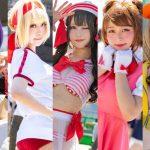 Los mejores cosplayers japoneses del Día 1 del Comiket de Verano 2019