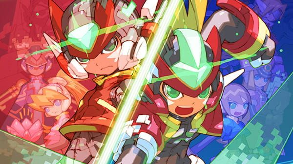 Anunciado Mega Man Zero/ZX Legacy Collection para PS4, Xbox One, Switch y PC