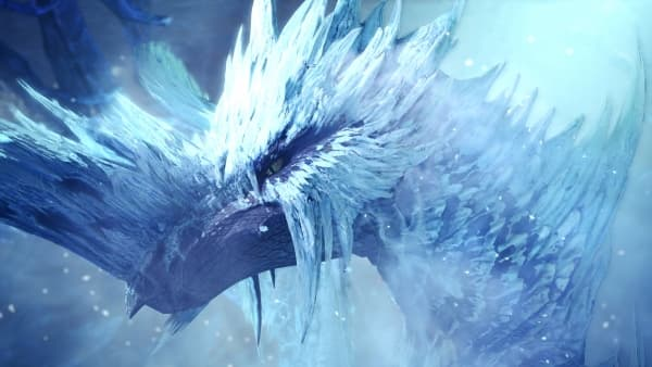 Nuevo trailer de Monster Hunter World: Iceborne mostrando al «Old Everwyrm»