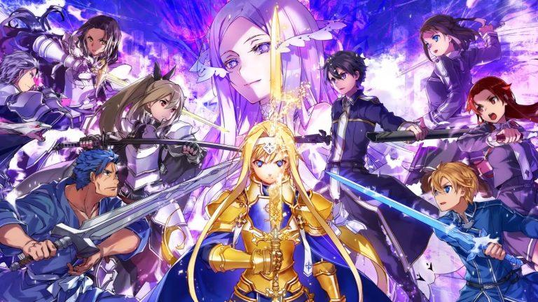 Anunciado Sword Art Online: Alicization Rising Steel para smartphones