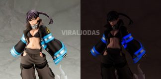 figura-tamaki-fire-force-brilla-oscuridad