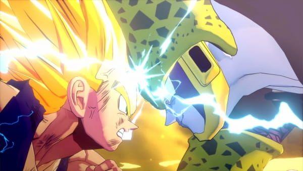 Trailer de Dragon Ball Z: Kakarot centrado en la saga de Cell