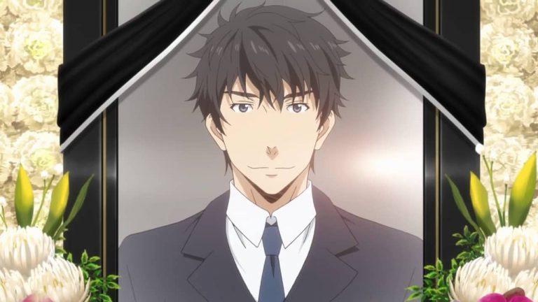 Un otaku, victima de un golpe de calor y a puertas de la ambulancia, ordena a su amigo su última voluntad
