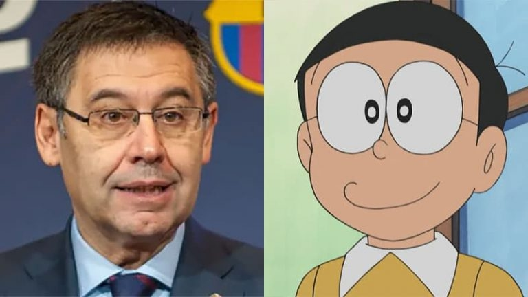 El presidente del FC Barcelona denuncia a Auronplay por compararle con Nobita