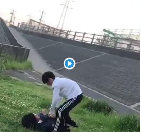 Un vídeo mostrando un caso de bullying en Japón se viraliza en Twitter