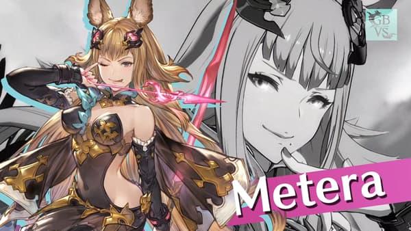 Metera se une al plantel de Granblue Fantasy: Versus