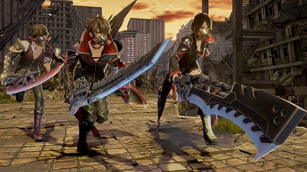 La demo de Code Vein añadirá multiplayer, un nuevo escenario y función de exportación de personajes personalizados