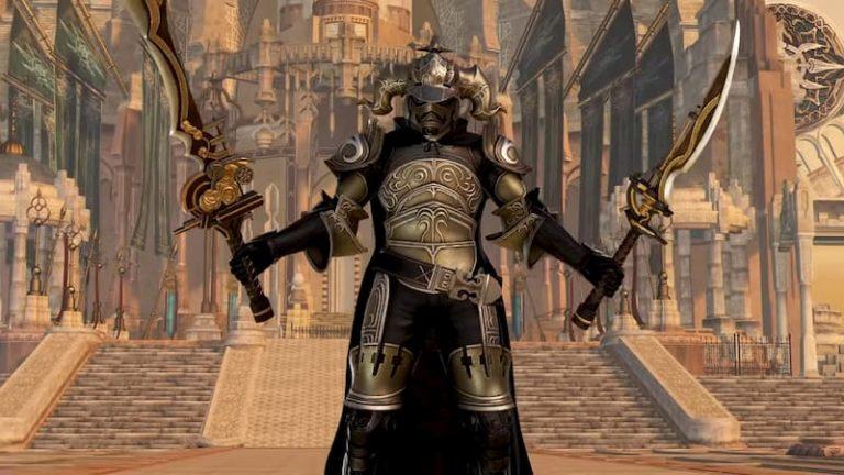 Gabranth se une al plantel de DISSIDIA Final Fantasy NT