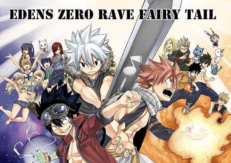 HEROS: El manga crossover de Hiro Mashima saldrá a la venta el 16 de octubre