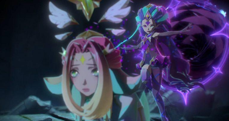 League of Legends presenta un impresionante trailer animado con música de Sawano