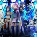 Nueva imagen promocional, trailer, fecha de estreno e interpretes de los temas principales de Magia Record: Mahou Shoujo Madoka Magica Gaiden