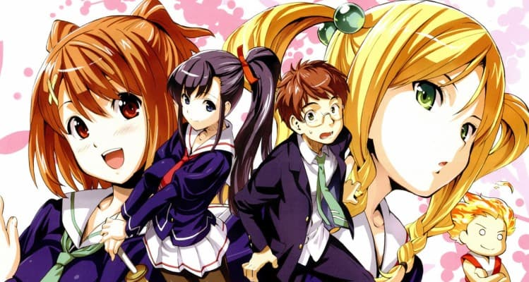 El manga ecchi Maken-Ki! terminará en el volumen 24