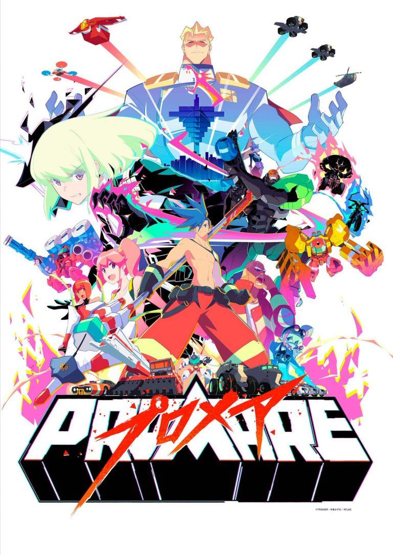 La película Promare supera los 1.100 millones de yenes en Japón