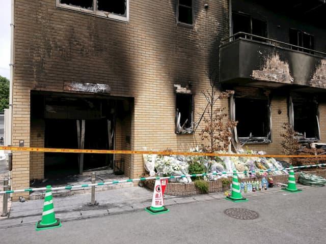 El estado de salud de Shinji Aoba, el autor del incendio en KyoAni, mejora gracias a los médicos
