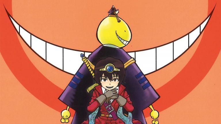 Finaliza el manga Koro Sensei Quest!
