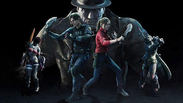 Colaboración entre Monster Hunter World: Iceborne y Resident Evil 2