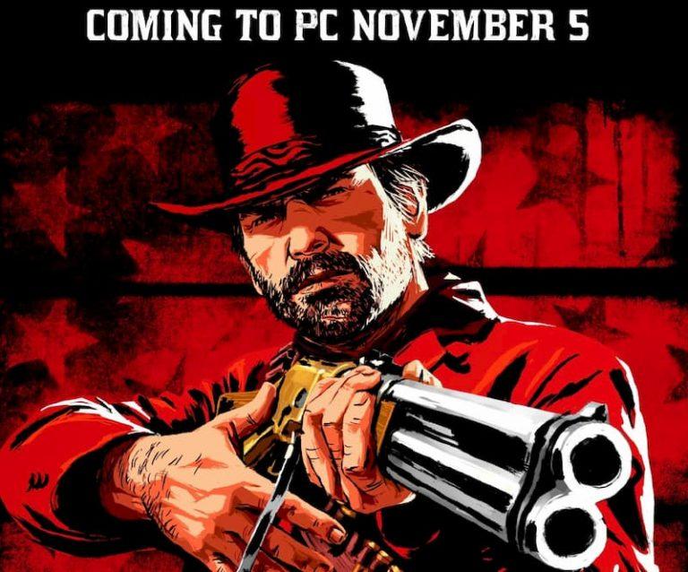Red Dead Redemption 2 llega a PC el 5 de noviembre
