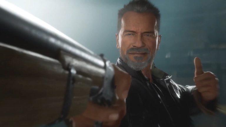 El Terminator T-800 se une a Mortal Kombat 11