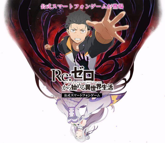 rezero-juego-smartphones